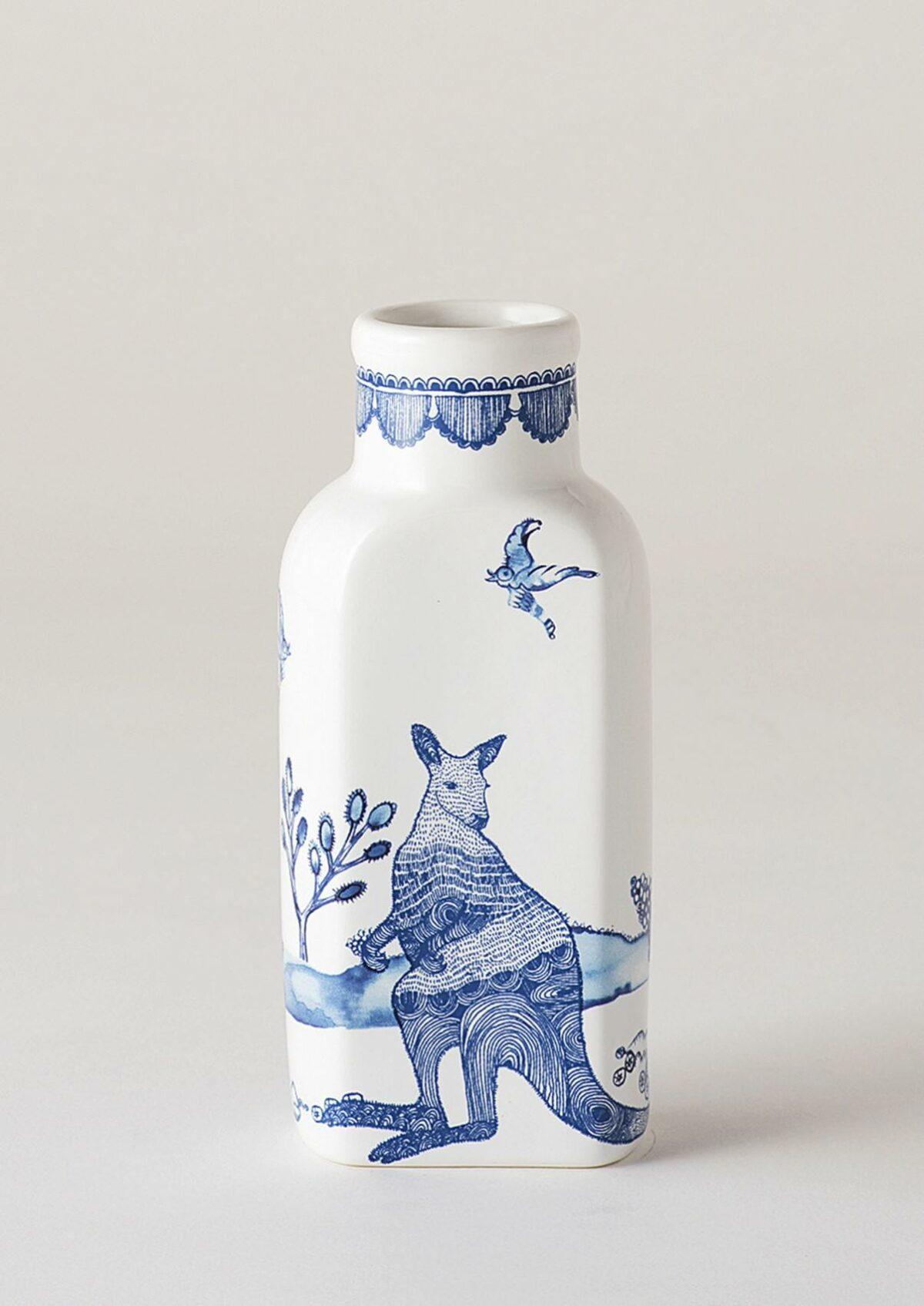 Petit Vase True Blue