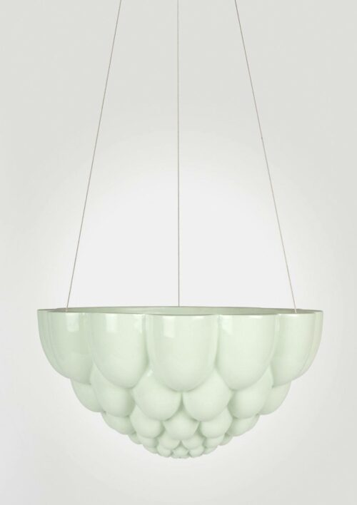 Jelly Hanging Planter - Green