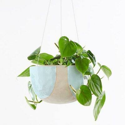 Riverstone Hanging Planters