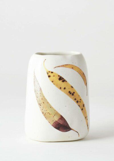 Pebble Vase Fallen Gum