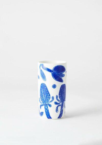 Angus & Celeste Bohemian Blue Tumbler Cup