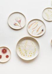 Angus & Celeste Australian Botanicals Dinnerware