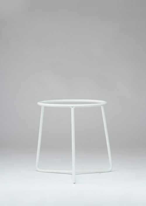 Plant Stand White Large