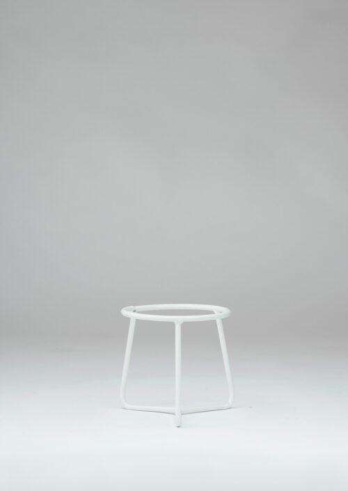 Plant Stand White Small