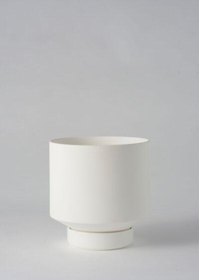 Angus & Celeste Collectors Gro Pot Large White