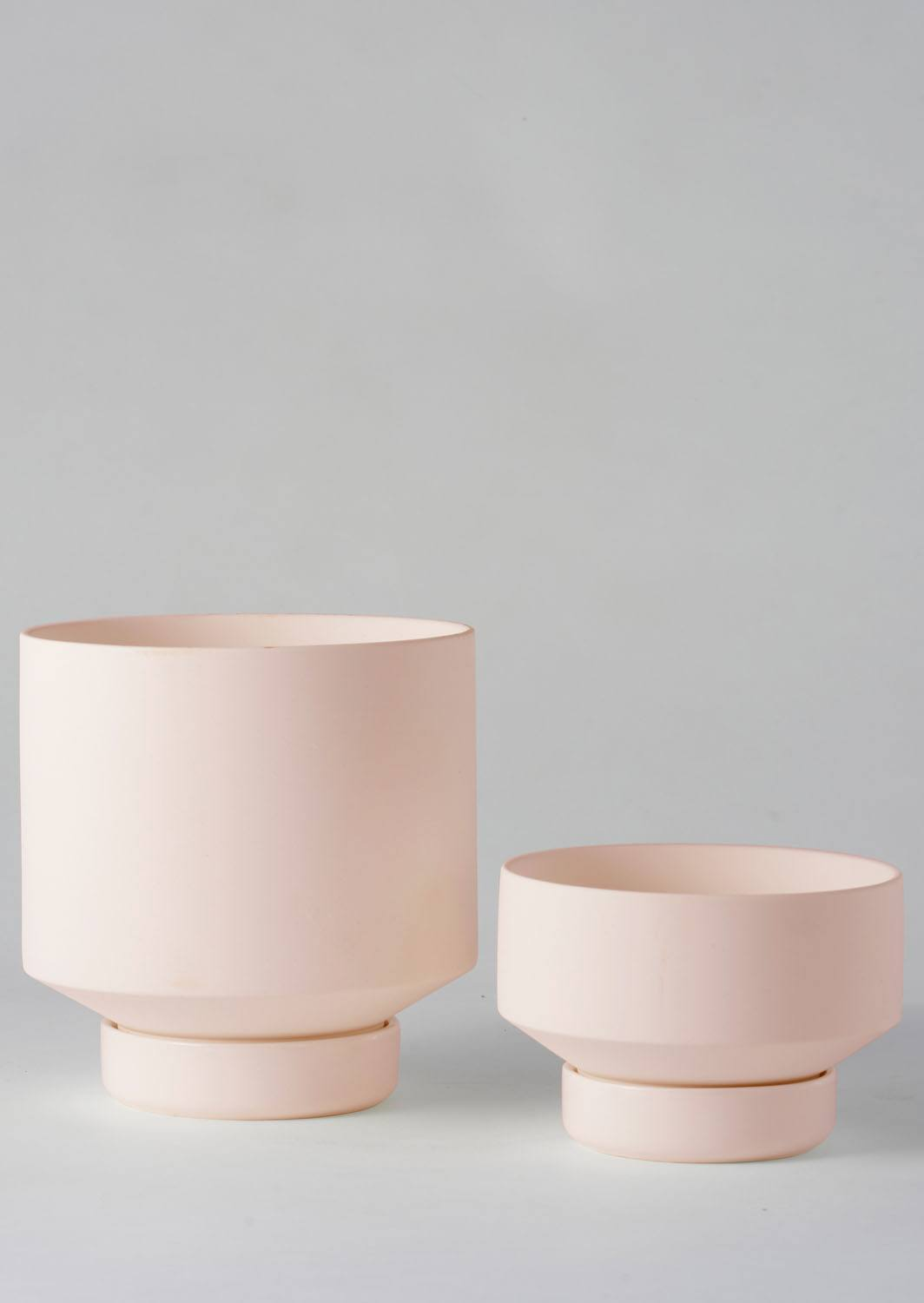 Angus & Celeste Collectors Gro Pot Soft Pink Set