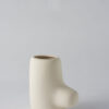 Angus & Celeste Artform Vase Small Cream