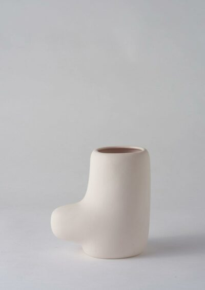 Angus & Celeste Artform Vase Small Blush