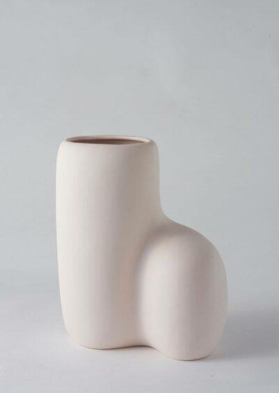 Angus & Celeste Artform Vase Large Blush