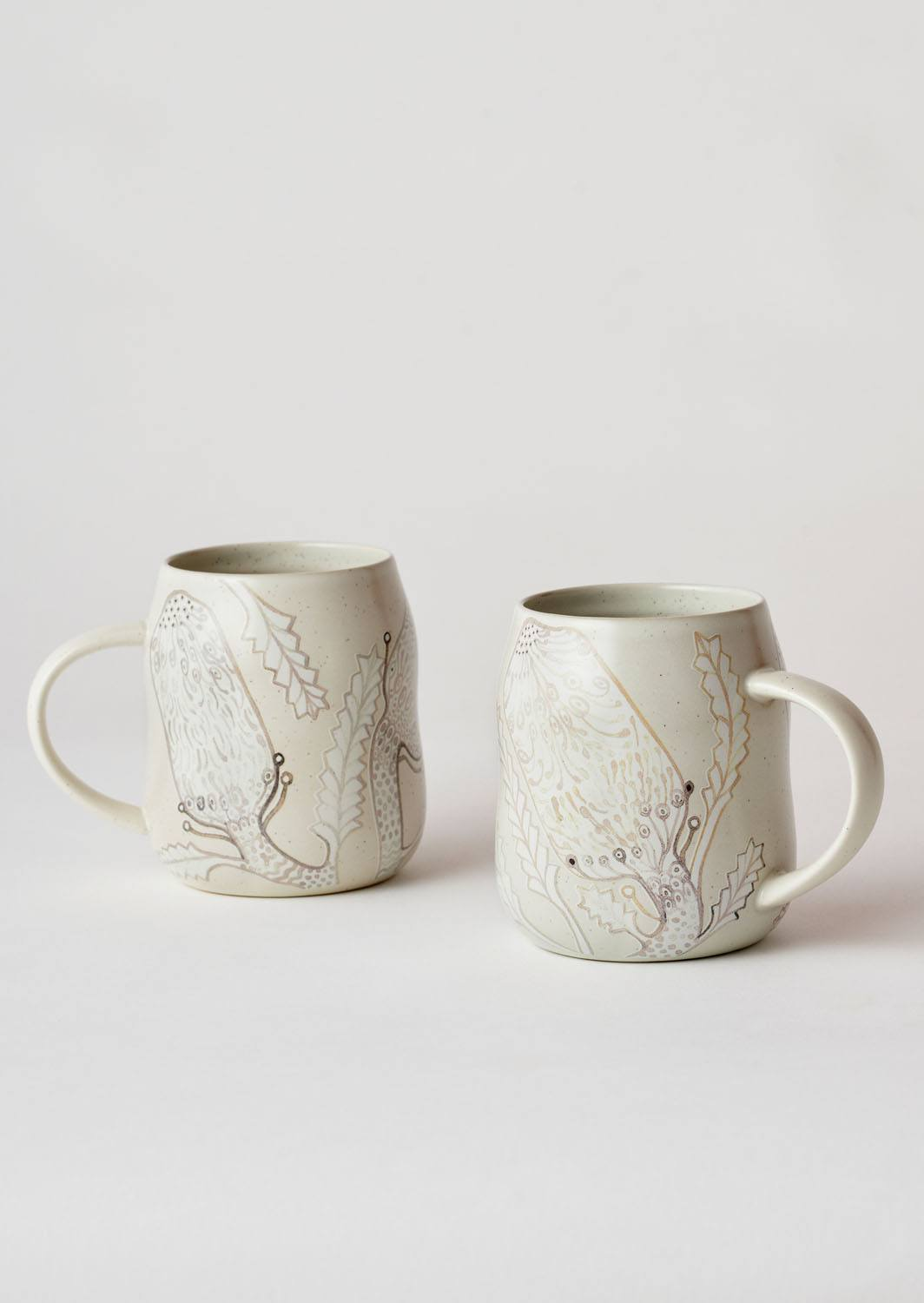 Angus & Celeste Everyday Mugs Banksia Pair