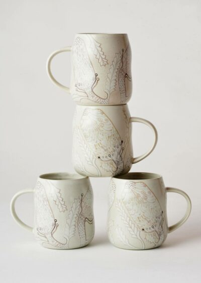 Angus & Celeste Everyday Mugs Banksia Set of Four