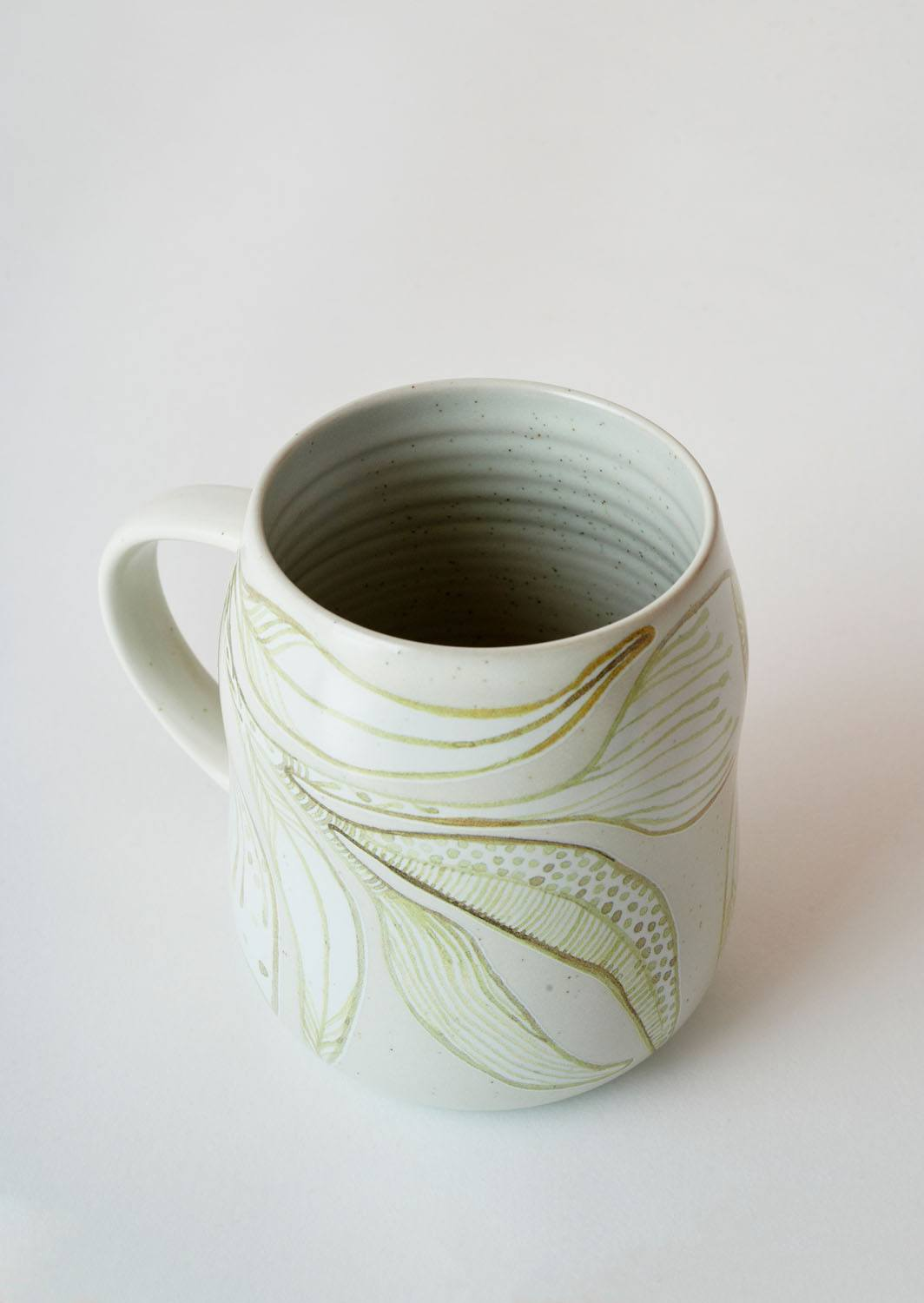 Angus & Celeste Everyday Mugs Eucalyptus Single