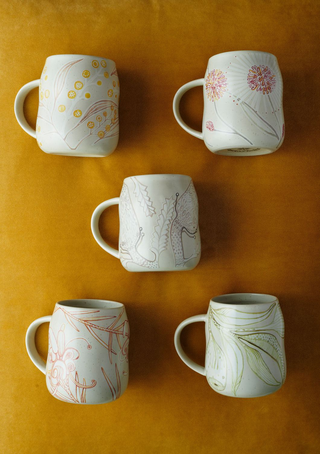 Angus & Celeste Everyday Mugs Mix and Match