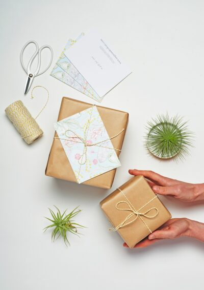 Angus & Celeste Gift Wrapping