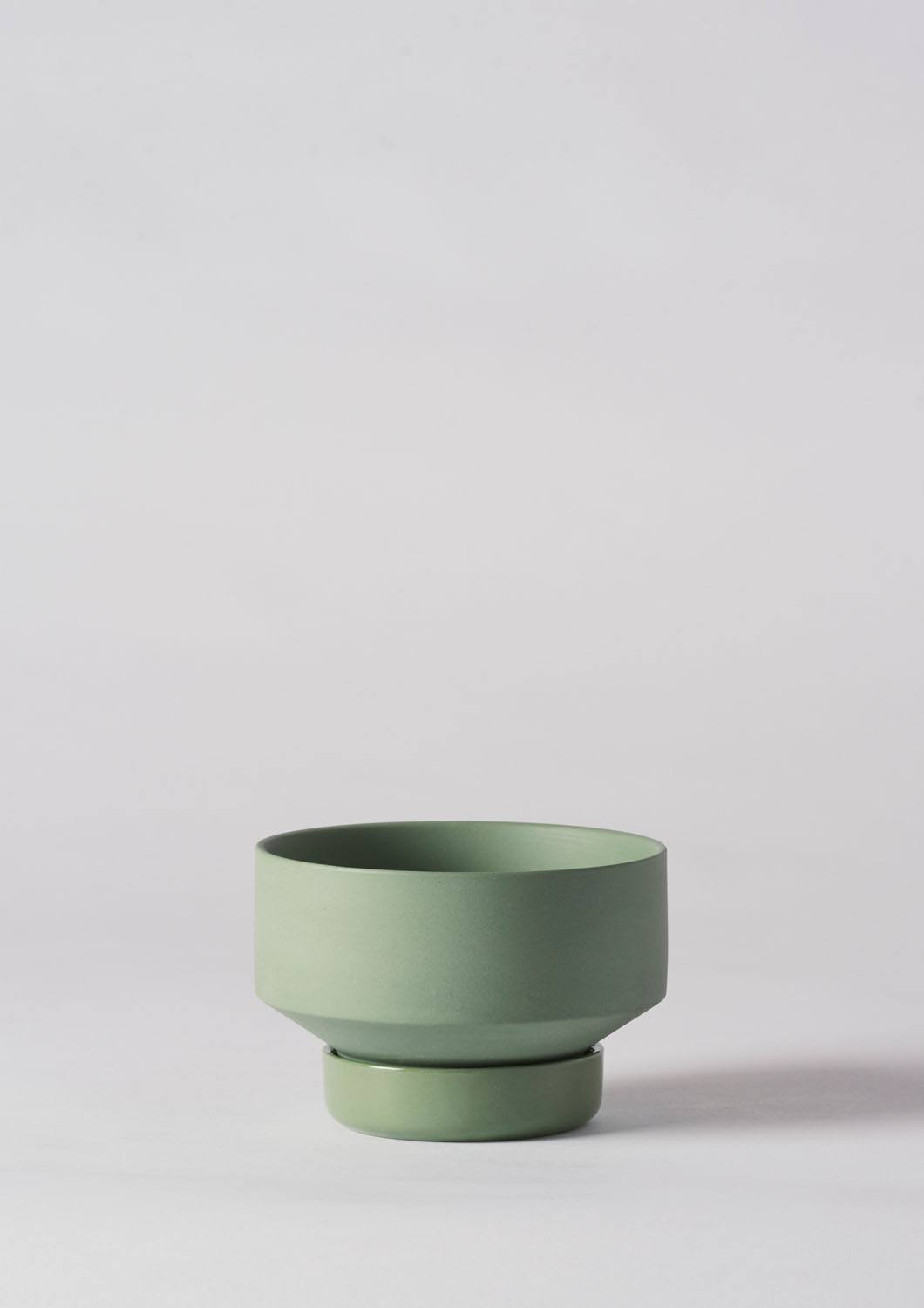 Angus & Celeste Collectors Gro Pot Small Olive Green