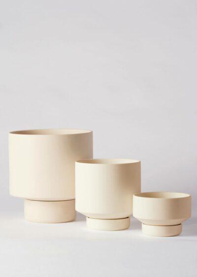 Angus & Celeste Collectors Gro Pot Trio Set Clay