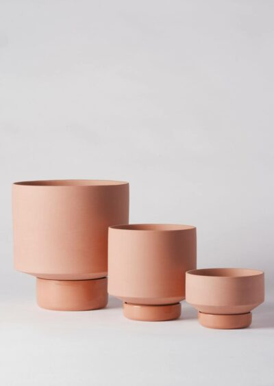 Angus & Celeste Collectors Gro Pot Trio Set Ochre