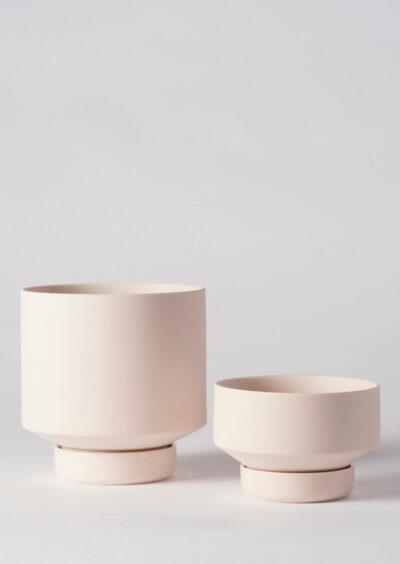 Angus & Celeste Collectors Gro Pots Duo Set Soft Pink