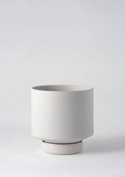 Angus & Celeste Collectors Gro Pot Medium Light Grey