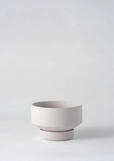 Angus & Celeste Collectors Gro Pot Small Light Grey