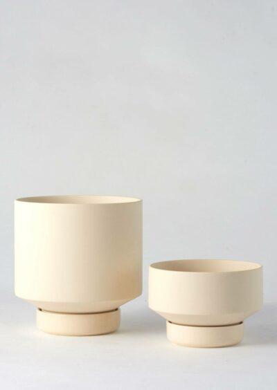Angus & Celeste Collectors Gro Pots Duo Set Clay