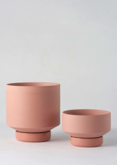 Angus & Celeste Collectors Gro Pots Duo Set Ochre