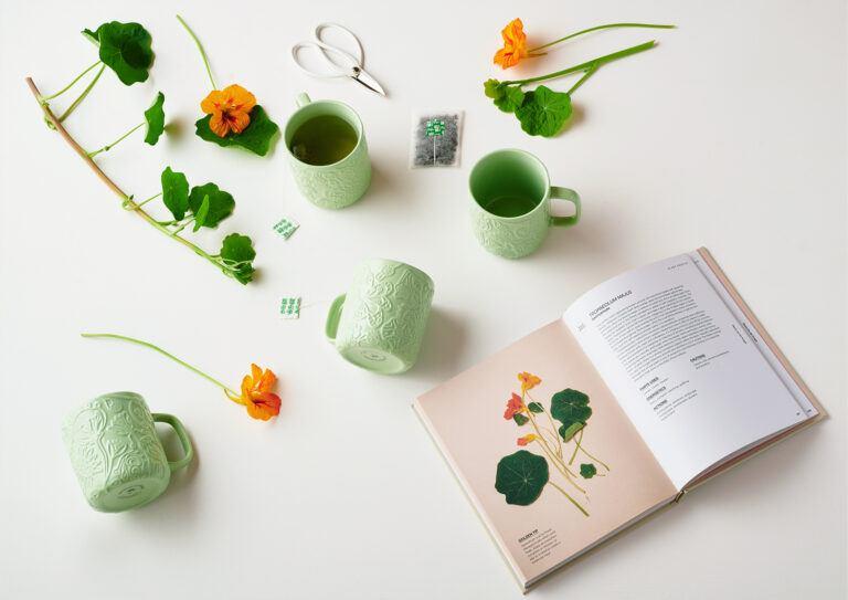 Imaginary Botanical Mugs