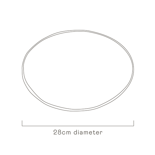 Bohemian Blue Dinner Plate Two Set specs image