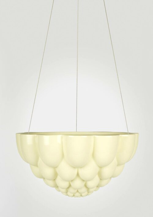 Jelly Hanging Planter - Yellow