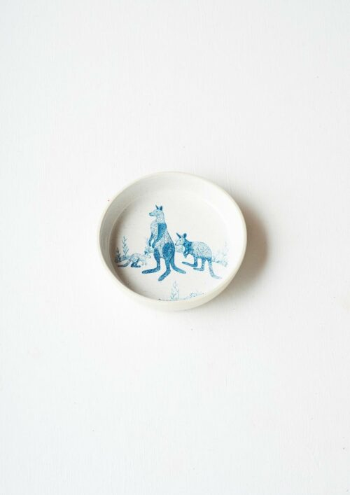 Blue Roos Side Bowl
